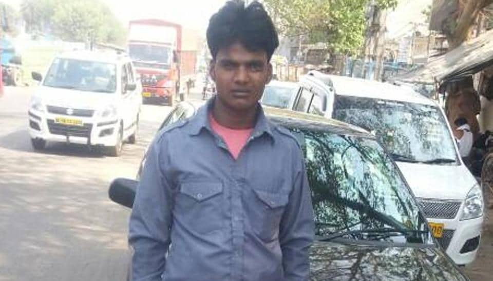 Devendra Kapri, 24, returned the bag which contained valuables of up to Rs 8 lakh.