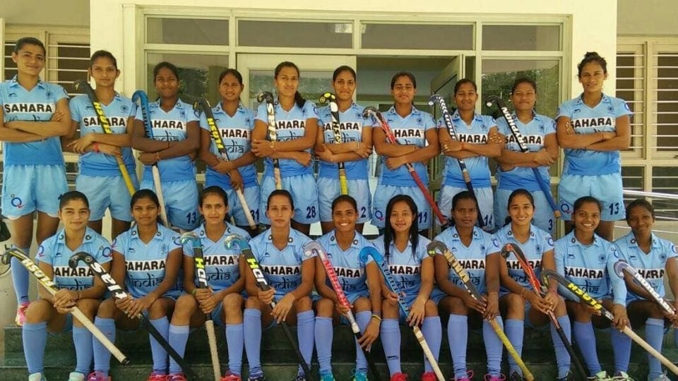 The Indian women's hockey team for the New Zealand Test series is a blend of youth and experience.