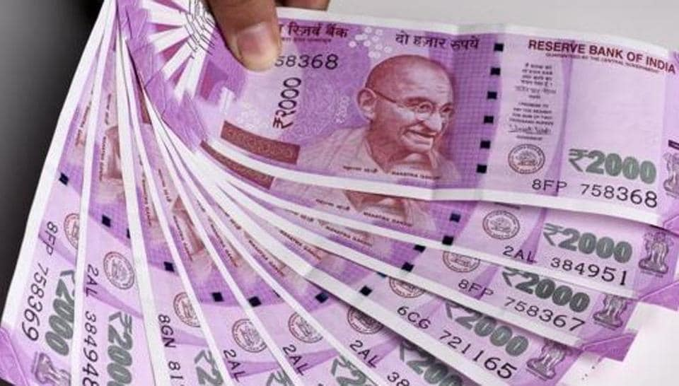The arrested man is believed to be a leading purveyor of fake Indian currency notes.