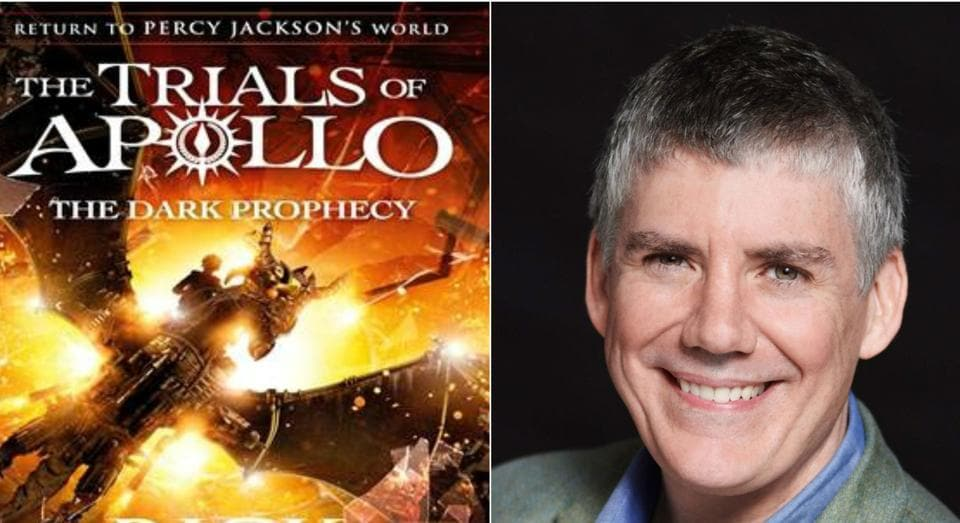 A schoolteacher before he turned to writing full-time, Rick Riordan is best known for his hugely popular Percy Jackson & the Olympians series.
