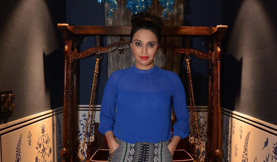 Actor Swara Bhaskar spoke about the harassment she faced during the promotions of Prem Ratan Dhan Payo.