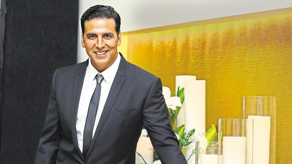 Actor Akshay Kumar denies rumours of fighting elections.