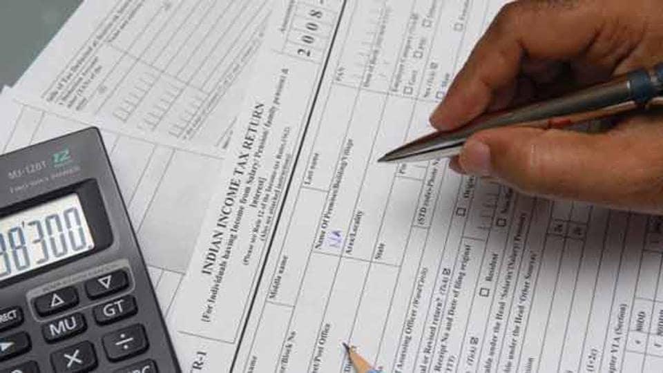 income tax,ITR,CBDT