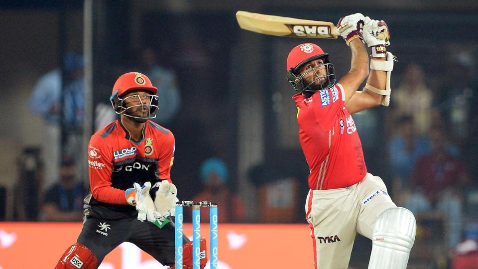 Kings XI Punjab can take comfort from a good batting line-up that boasts of Hashim Amla who has scored 315 runs, including a century, as they take on Royal Challengers Bangalore away at the Chinnaswamy Stadium on Friday.