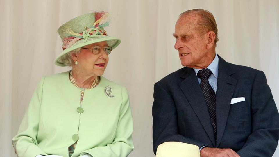 File photo from October 2011 shows Britain's Queen Elizabeth II with Prince Philip during their visit to Brisbane. Prince Philip, the 95-year-old husband of Queen Elizabeth II, will retire from public engagements later this year, Buckingham Palace said on May 4, 2017.