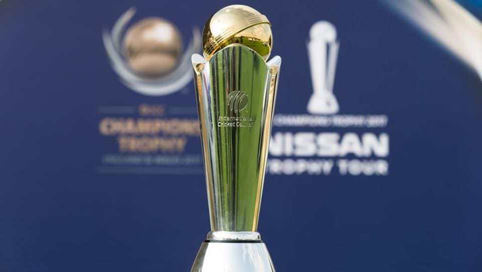 The newly-launched smartphone app will provide extensive coverage of Champions Trophy 2017 (trophy in picture) and the Women's World Cup, ICC said.