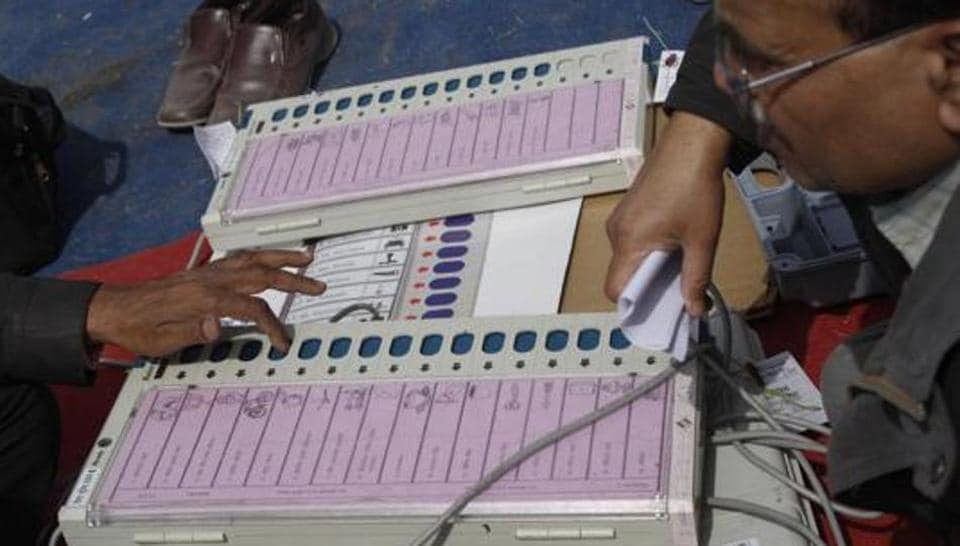EVM,Election Commission,Tampering
