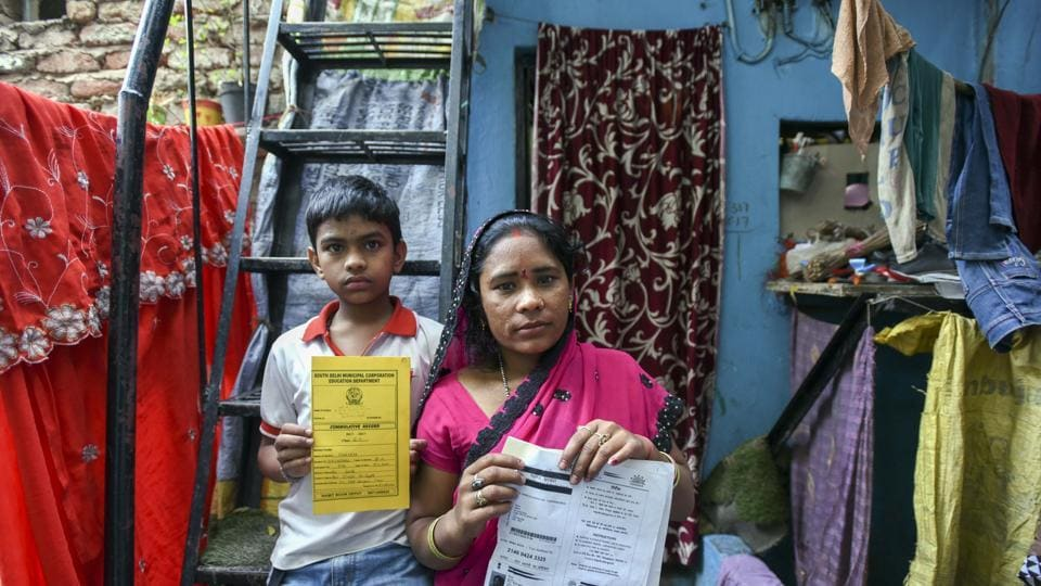 Swayam Gupta lost out on a school scholarship because his name is misspelt on his Aadhaar card. His bank passbook shows an entry of Rs 1,200 in his account. However, he cannot withdraw the money as his name in the Aadhaar card has been erroneously spelled as Shivam.