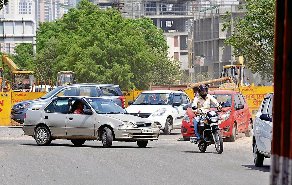Noida,Noida traffic,Noida authority