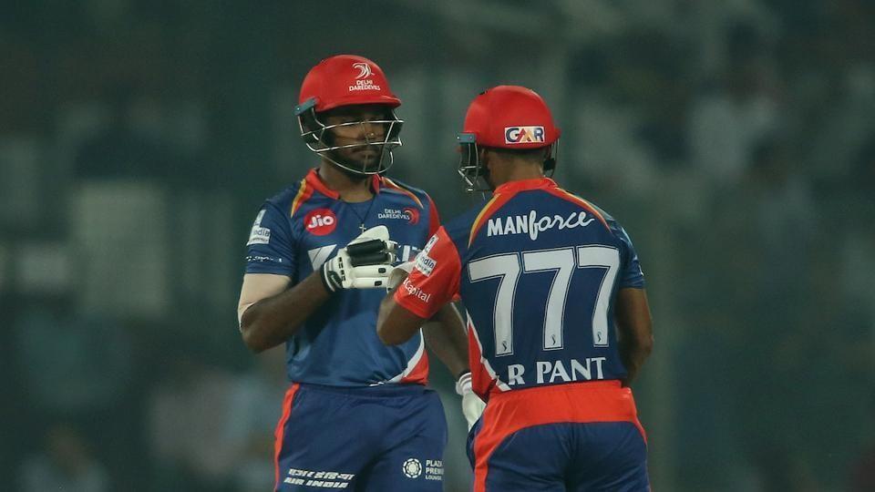 Rishabh Pant and Sanju Samson powered Delhi Daredevils to a stupendous win over Gujarat Lions at the Feroz Shah Kotla in New Delhi on Thursday. This has kept DelhiDaredevils alive in the 2017 Indian Premier League.