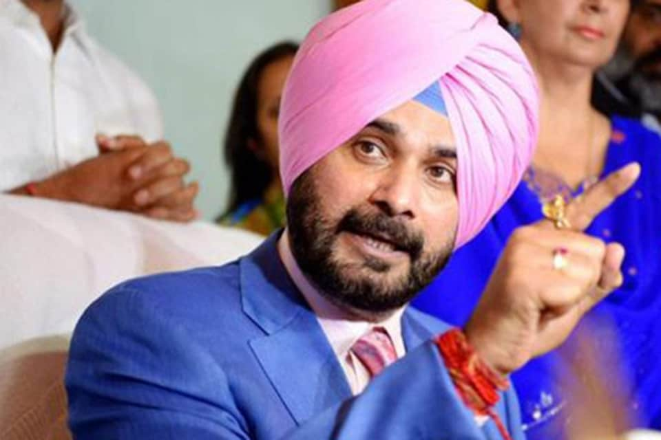 Punjab tourism and cultural affairs minister Navjot Singh Sidhu