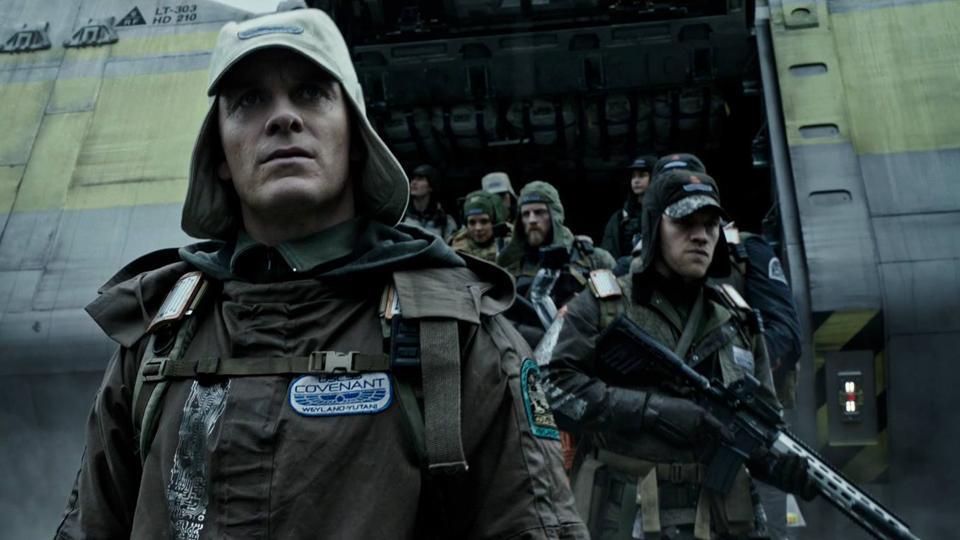 Michael Fassbender,Alien: Covenant,Alien
