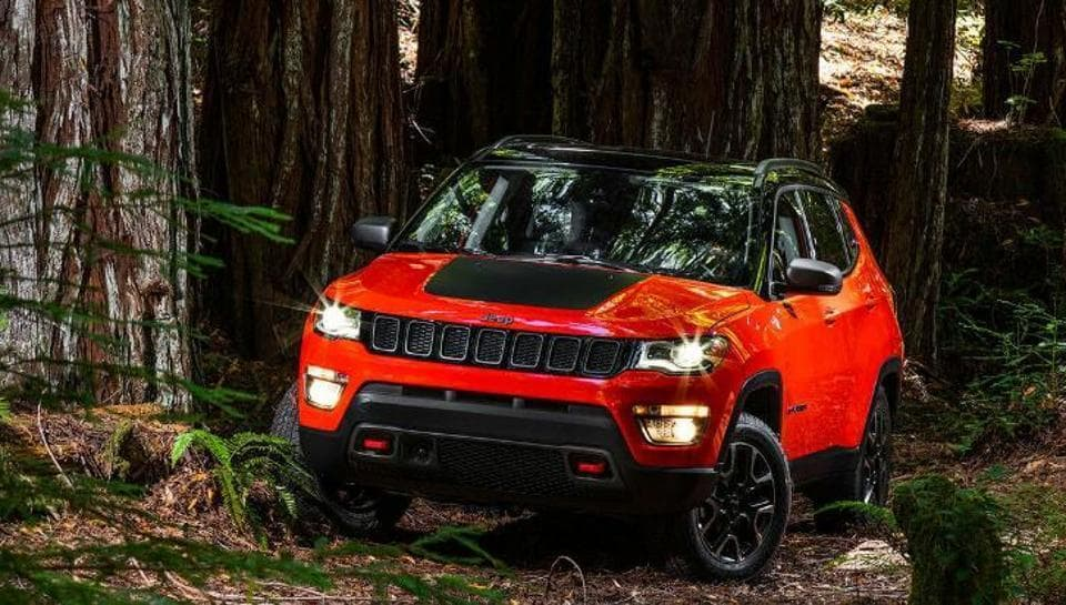 Made in India,Jeep Compass,Fiat Chrysler