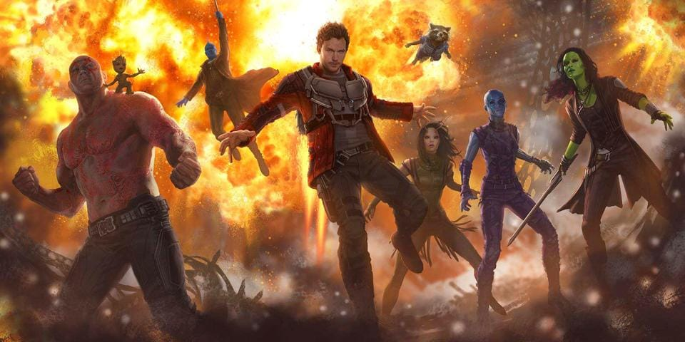 The guardians are back; there are new characters too. Even Sylvester Stallone and Kurt Russell make an appearance. But the sense of fun of the original is missing.