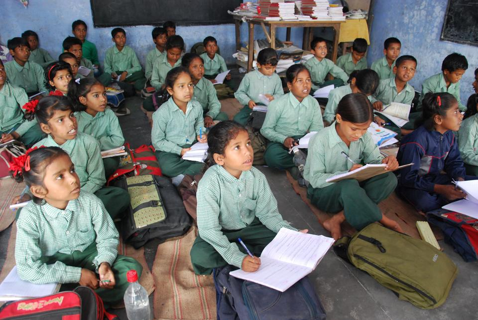 More than 7.84 lakh children study in the state's 17,739 government primary and upper primary schools.