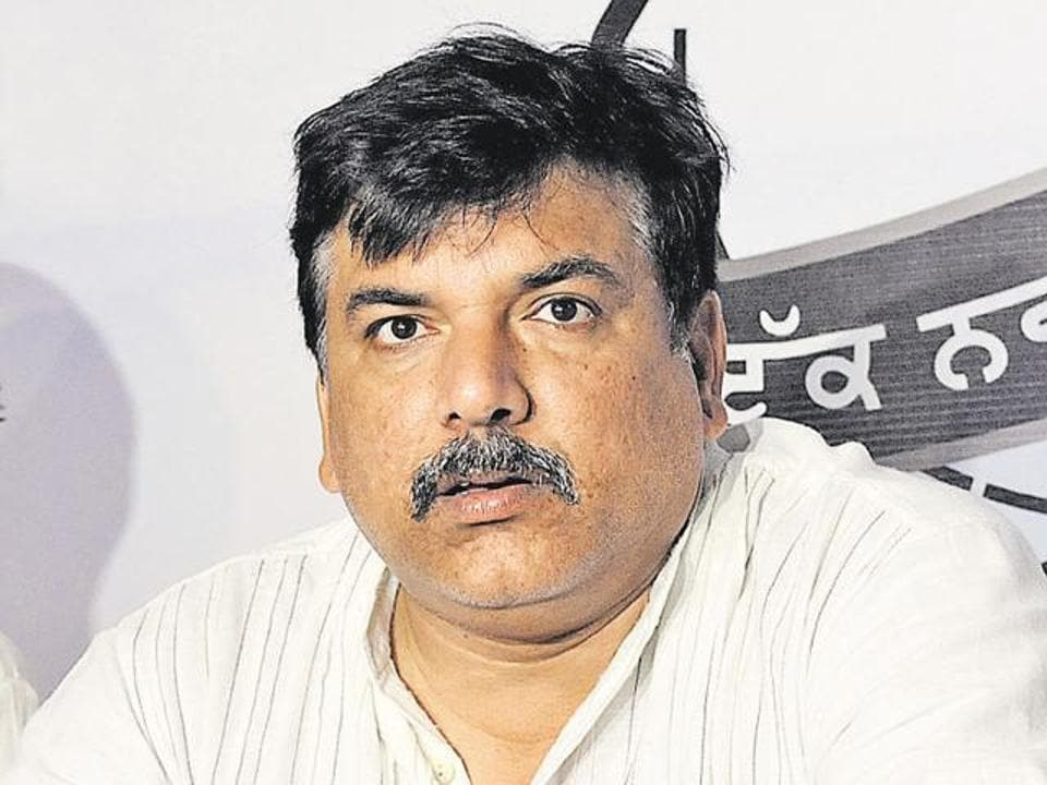 Sanjay Singh,Bikram Singh Majithia,defamation