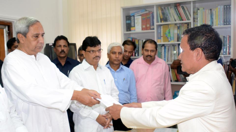Odisha,Odisha Speaker,Niranjan Pujari