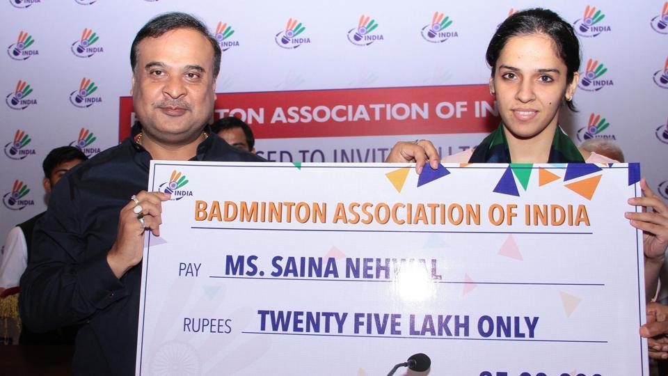 Saina Nehwal,PV Sindhu,Parupalli Kashyap