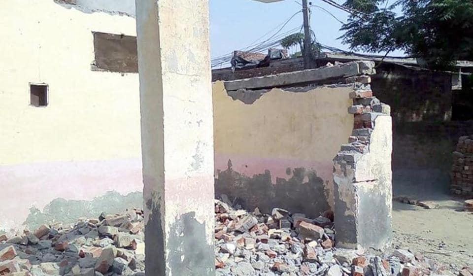 Batala,village,communal clash