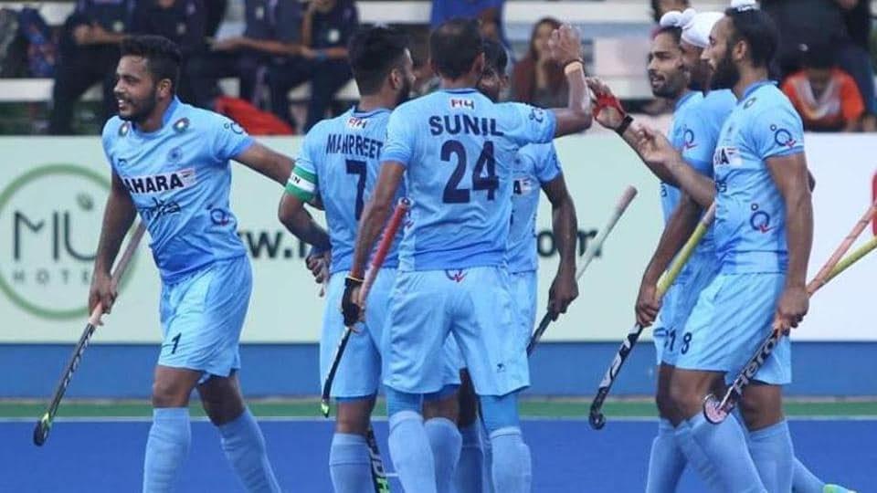 Sultan Azlan Shah Cup,Indian men's hockey team,Malaysia vs India