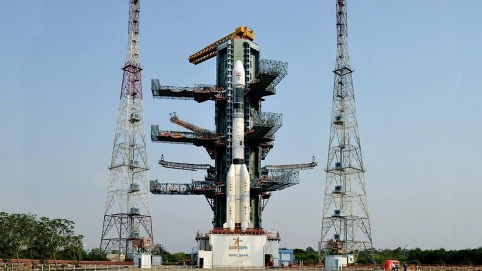 The Geostationary Communication Satellite built by the Indian Space Research Organisation.