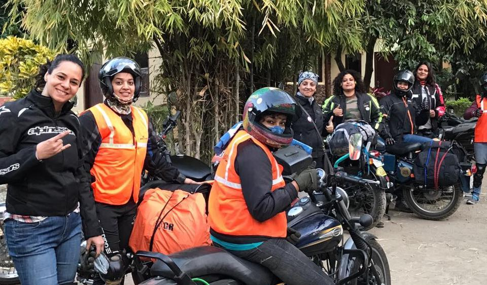 On International Female Ride Day, a motorcycle ride is being organised in the Capital as a symbol of empowerment and togetherness.