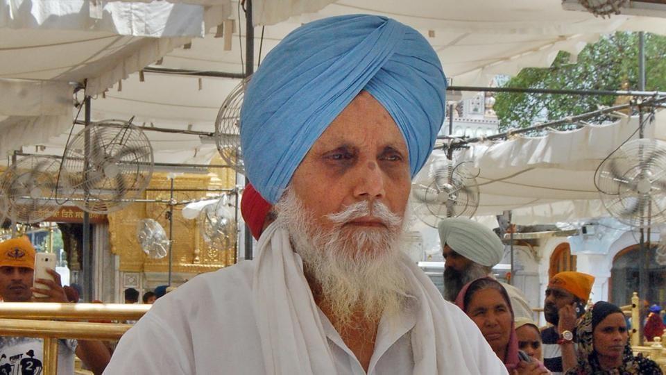 Former Akali minister Janmeja Singh Sekhon