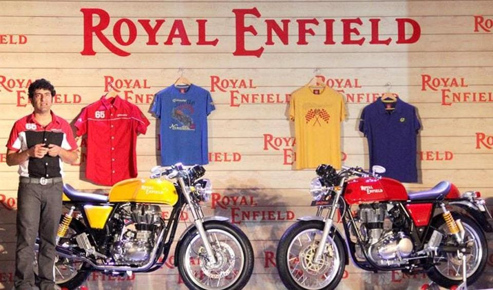 Royal Enfield is a part of Siddharth Lal-led Eicher Motors.