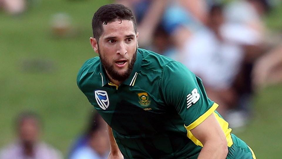 Wayne Parnell is part of the South Africa squad for next month's Champions Trophy.