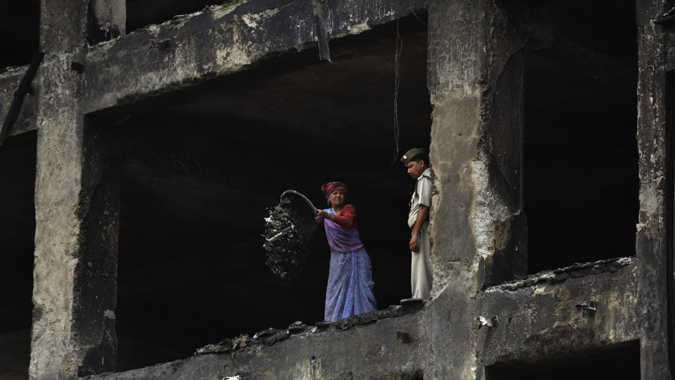 On April 19, six people, including a visitor and a managing director of a factory in Noida that was operating in violation of building bylaws and land-use norms, died in a fire.