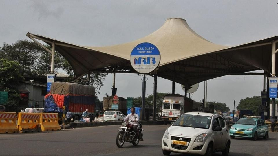 Thane district has 18 toll nakas, with this toll plaza being the prime one.