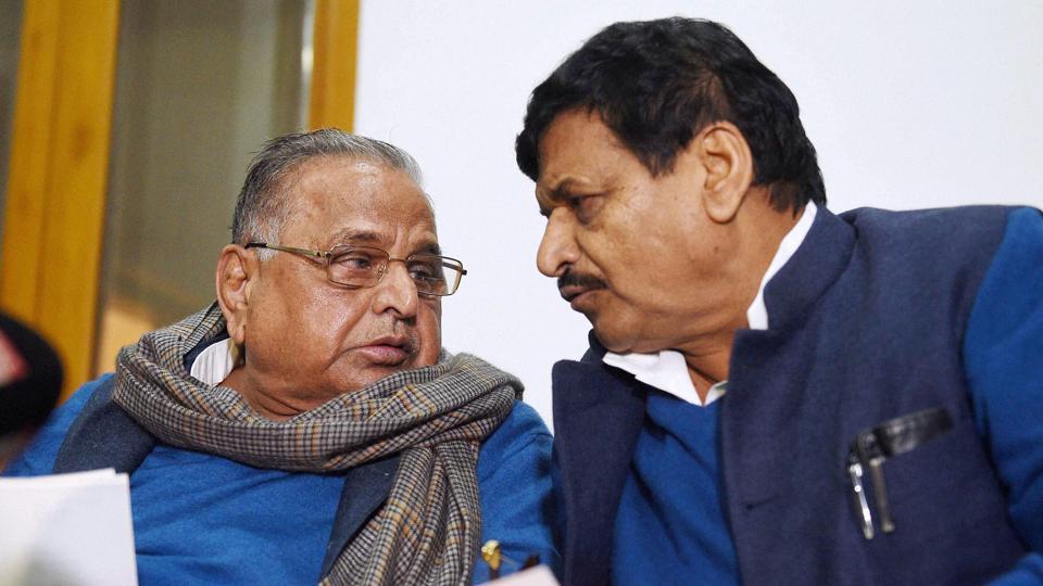 Samajwadi Party feud,Shivpal Yadav,Akhilesh Yadav