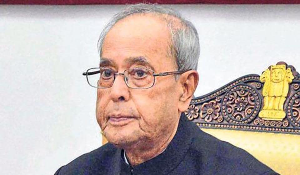 Pranab Mukherjee,NPA,ordinance