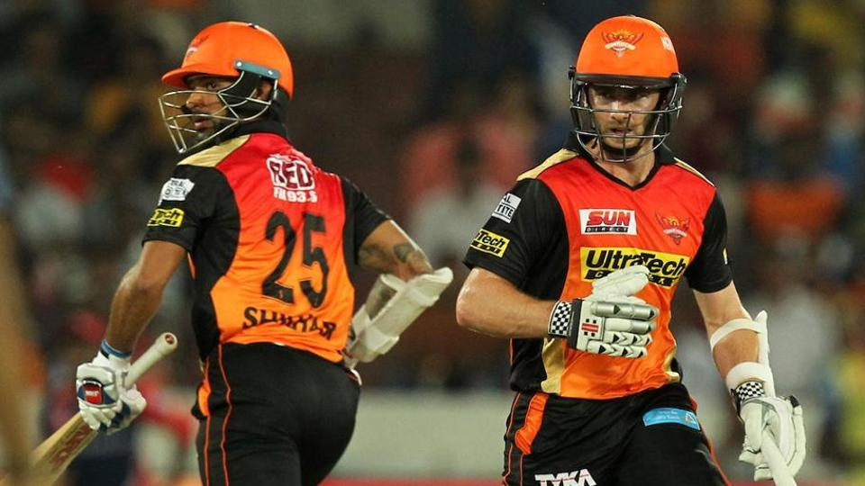 Sunrisers Hyderabad's Kane Williamson has scored 228 runs in five IPL 2017 matches so far, at an average of 57.00 with two half-centuries.