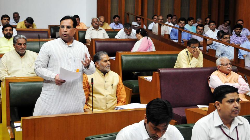 Haryana,20% pay hike,BJP