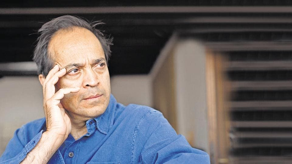 File photo of writer Vikram Seth during a portrait session in Venice in May 2010.