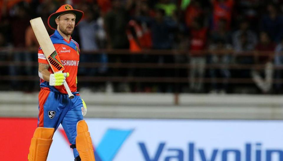 Brendon McCullum, Gujarat Lions opener, has been ruled out of IPL 2017 due to strain in his left hamstring.