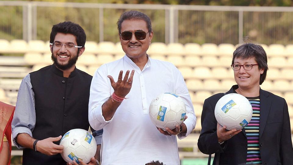 AIFF,Praful Patel,Aizawl FC