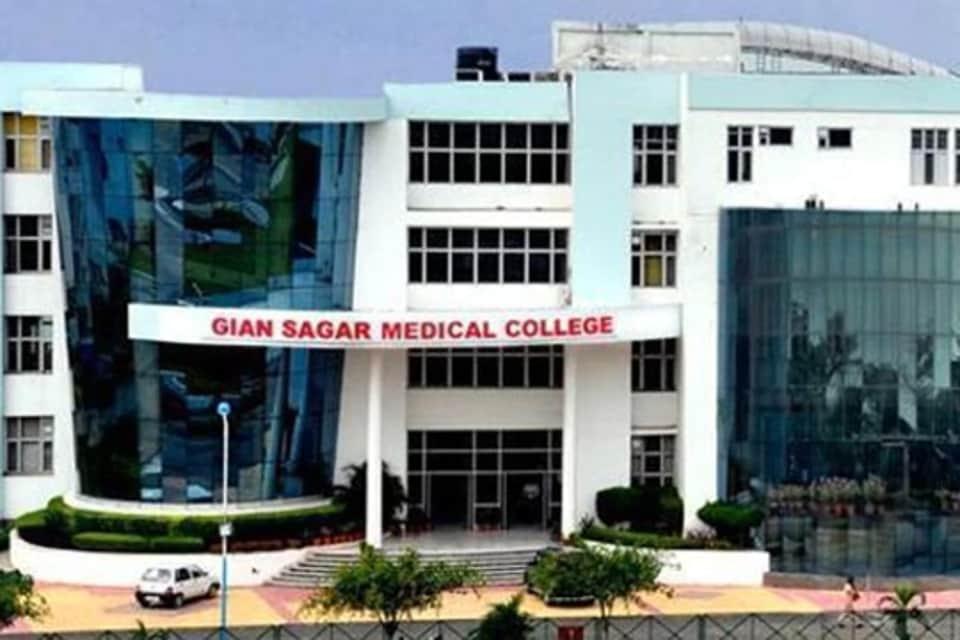 Gian Sagar medical college in Banur