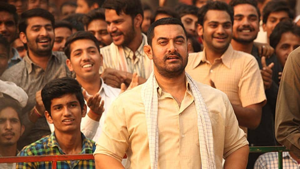 Aamir Khan continues waving his spell on China.
