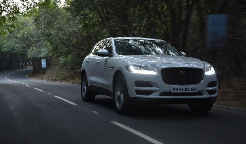 Jaguar F-Pace 20d review,Jaguar F-Pace 20d,Jaguar F-Pace review