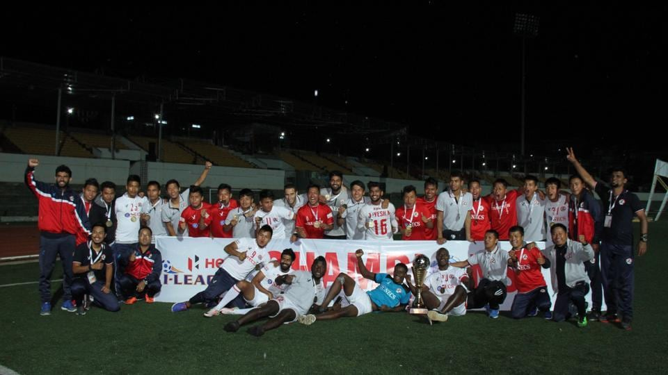 Aizawl FC surprised one and all to clinch the I-League title in April.