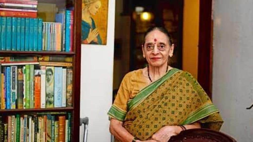 Leila Seth died at her residence in Noida.
