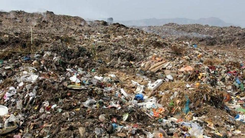 The city's second largest dump, located at Mulund, is far from processing the 60 lakh metric tonnes of waste it holds.