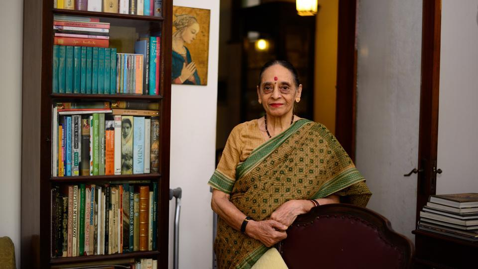 Like her celebrated son, Justice Leila Seth also authored several books in her lifetime.