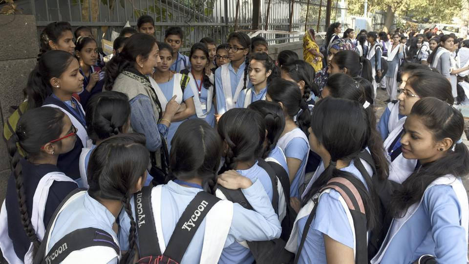 Andhra Pradesh's Board of Secondary Education declared the result of Senior Secondary Certificate (SSC) on Saturday and said 91.92% students have cleared the Class 10 board examination.