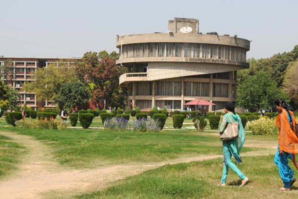 Panjab University in Chandigarh