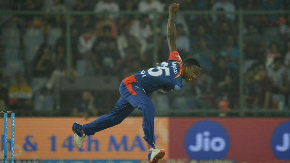 Kagiso Rabada is happy sharing notes with fellow pacers in the Delhi Daredevils dressing room in his first Indian Premier League season.