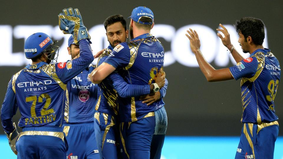 Rohit Sharma-led Mumbai Indians have eight wins from 10 games in IPL 2017 so far.