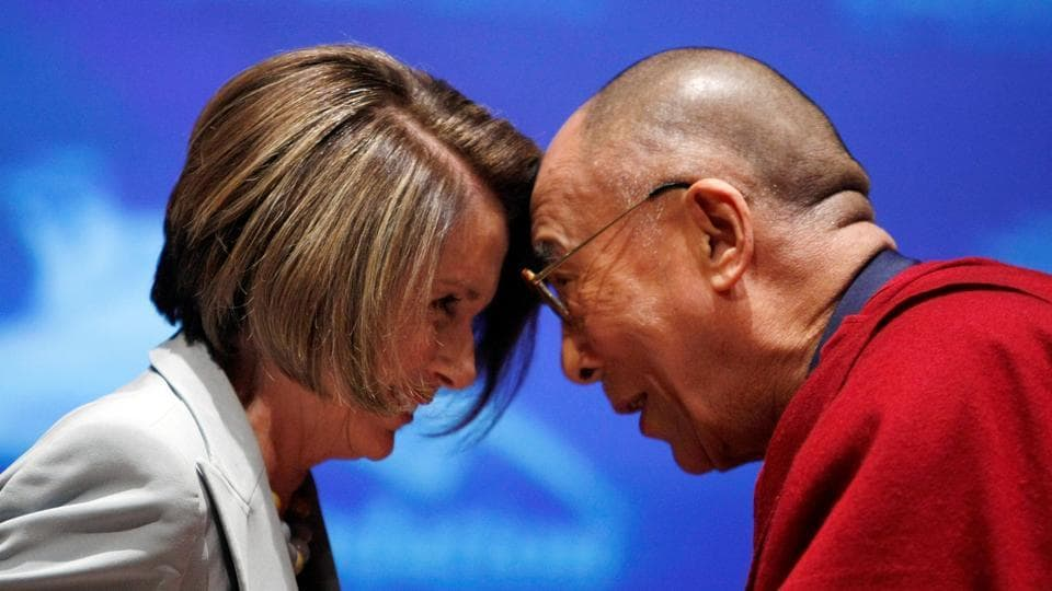 Dalai Lama,Tibet,US-China